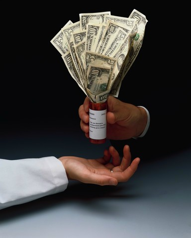 Big Business Dollars and Health Care
