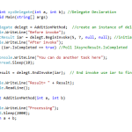 Call a method asynchronously using Polling Pattern in Asp.net Part II
