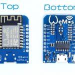 IoT Data Logger using WEMOS D1 mini & ESP8266 WiFi Module