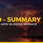 Demo Summary [Azure Logic Apps: In-order Message Processing]